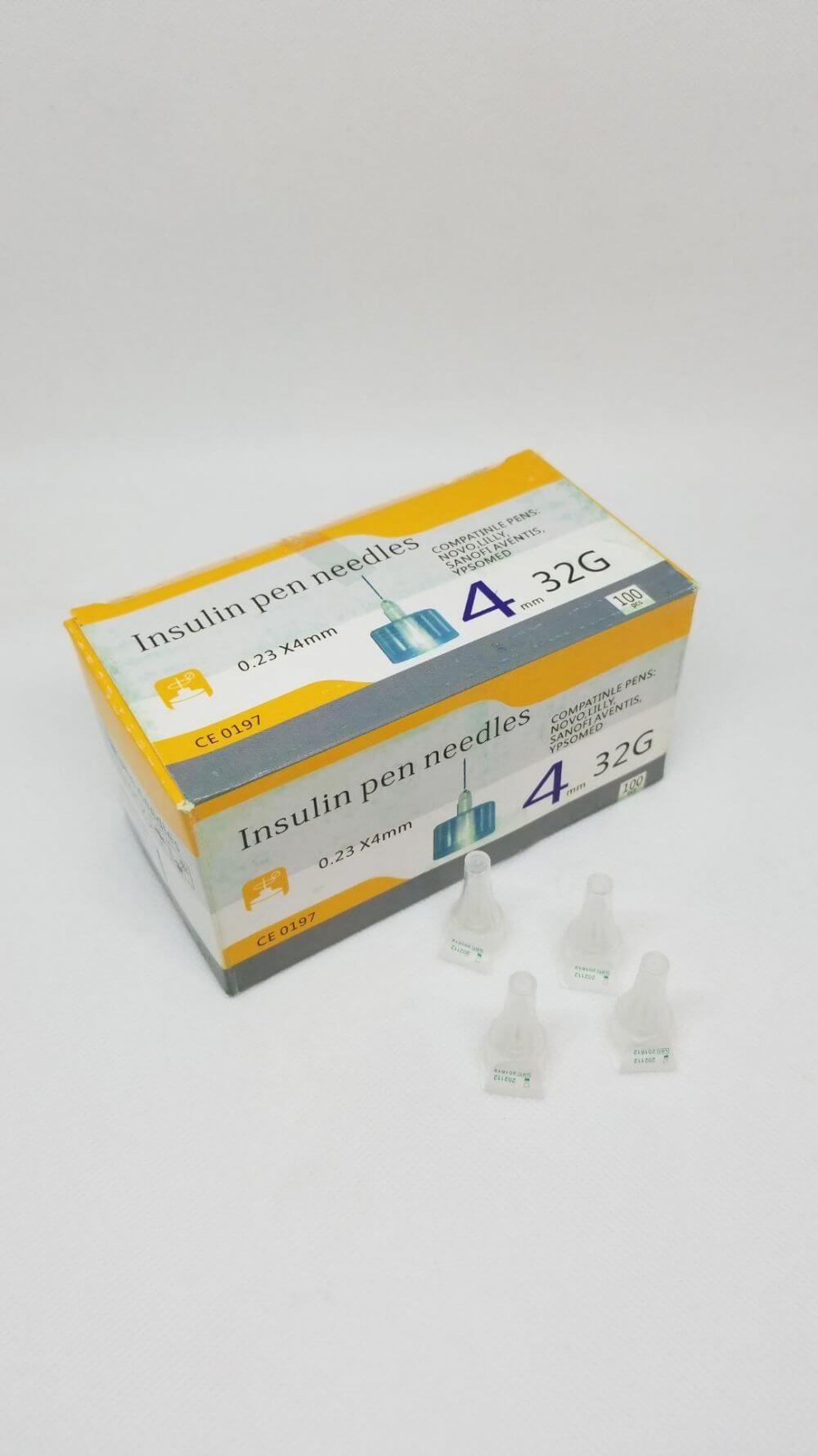 Insulin Needles For Pen