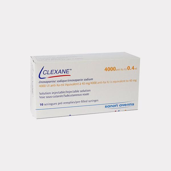 Clexane 4000 Anti Xa