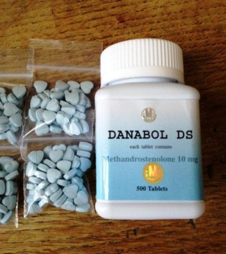 Danabol Ds March Pharma