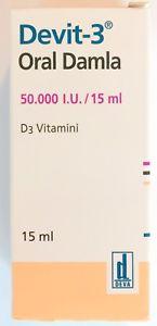 Devit 3 Oral Drop Vitamin D