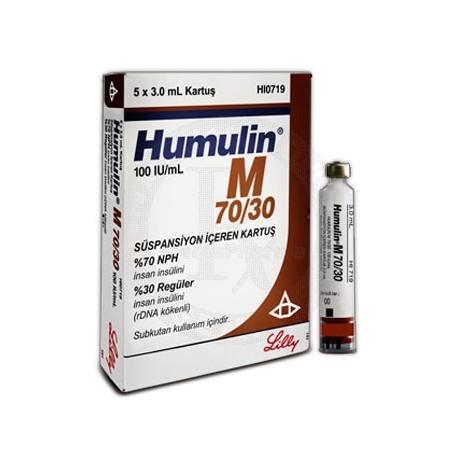 Humulin+m+7030
