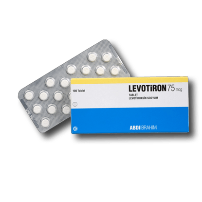 Levotiron 100