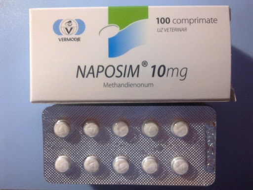 Naposim 10mg Tablets