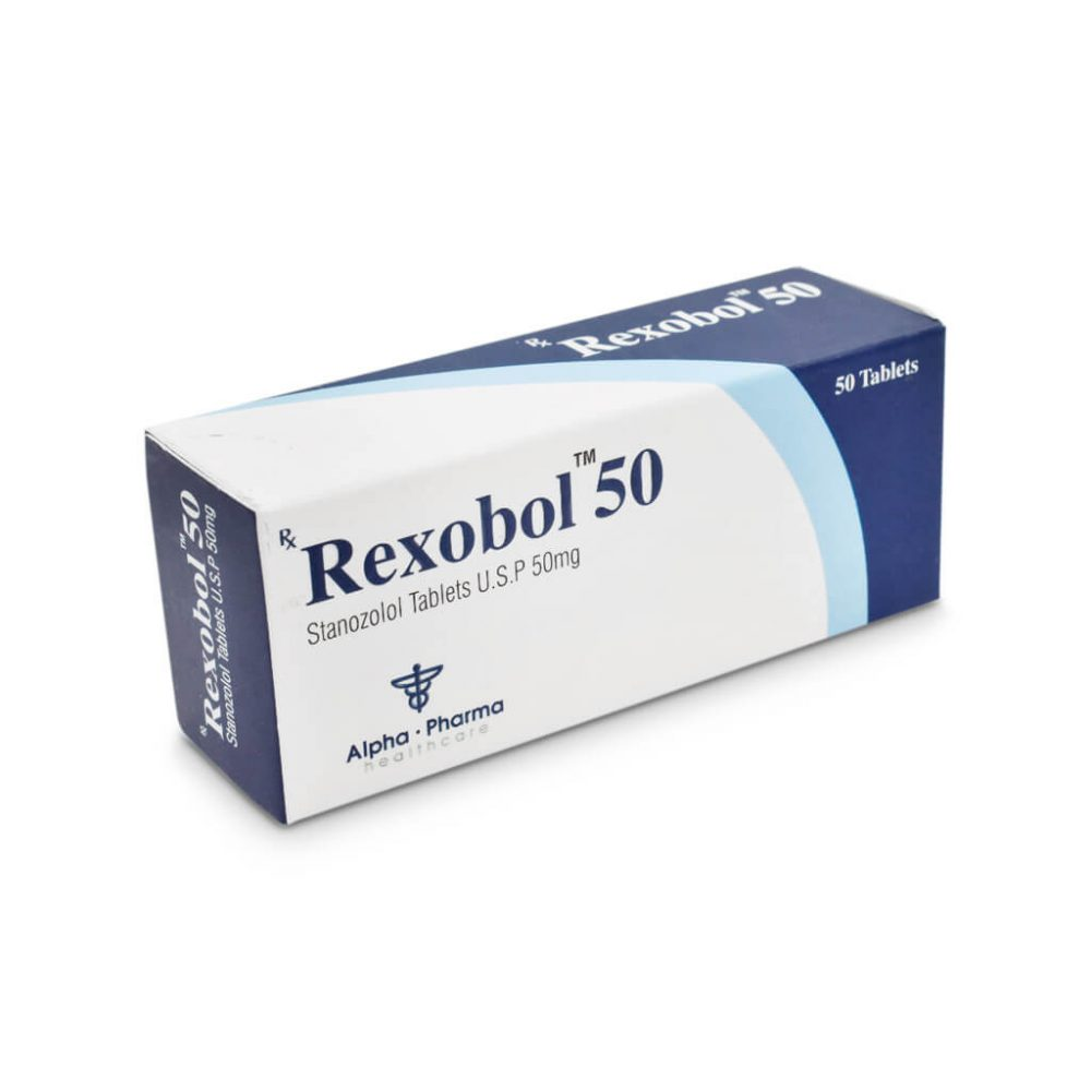 Rexobol 50 50mg 50 Tabs Alpha Pharma 1