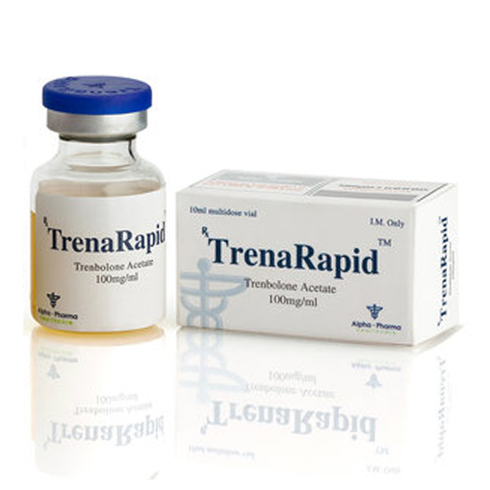 Trenarapid Ap Vial