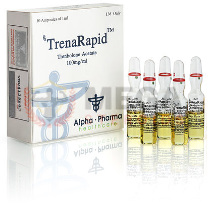 Alpha Pharma Trenarapid 10vials1ml