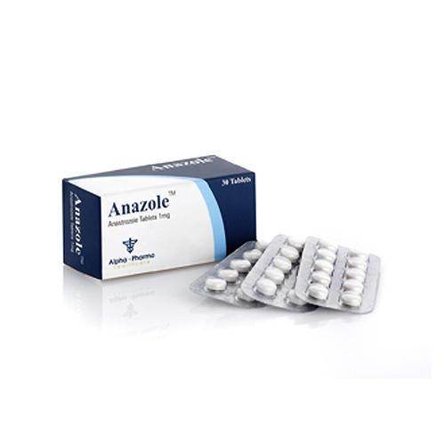 ANAZOLE 1mg Alpha Pharma