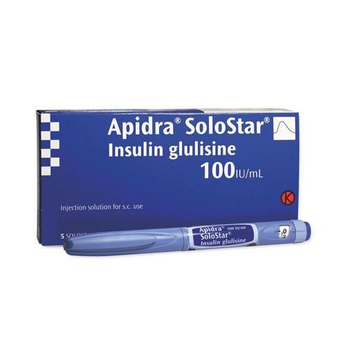 Apidra Solostar Injection 500x500