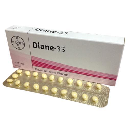 Diane 35 Tablet 500x500