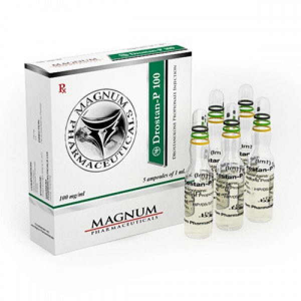 Drostan-P Drostanolone Propionate Injection – 100 mg/ml – 5 x 1ml Amps