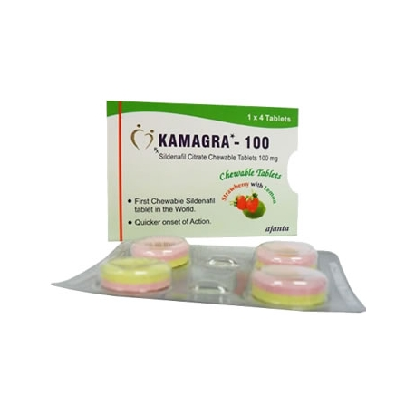 KAMAGRA CT-100 CHEWABLE