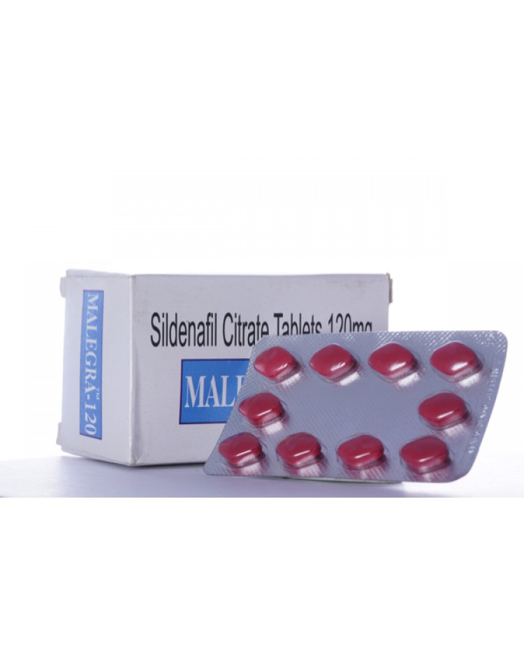 Malegra 120 Sildenafil 3resized 750x927