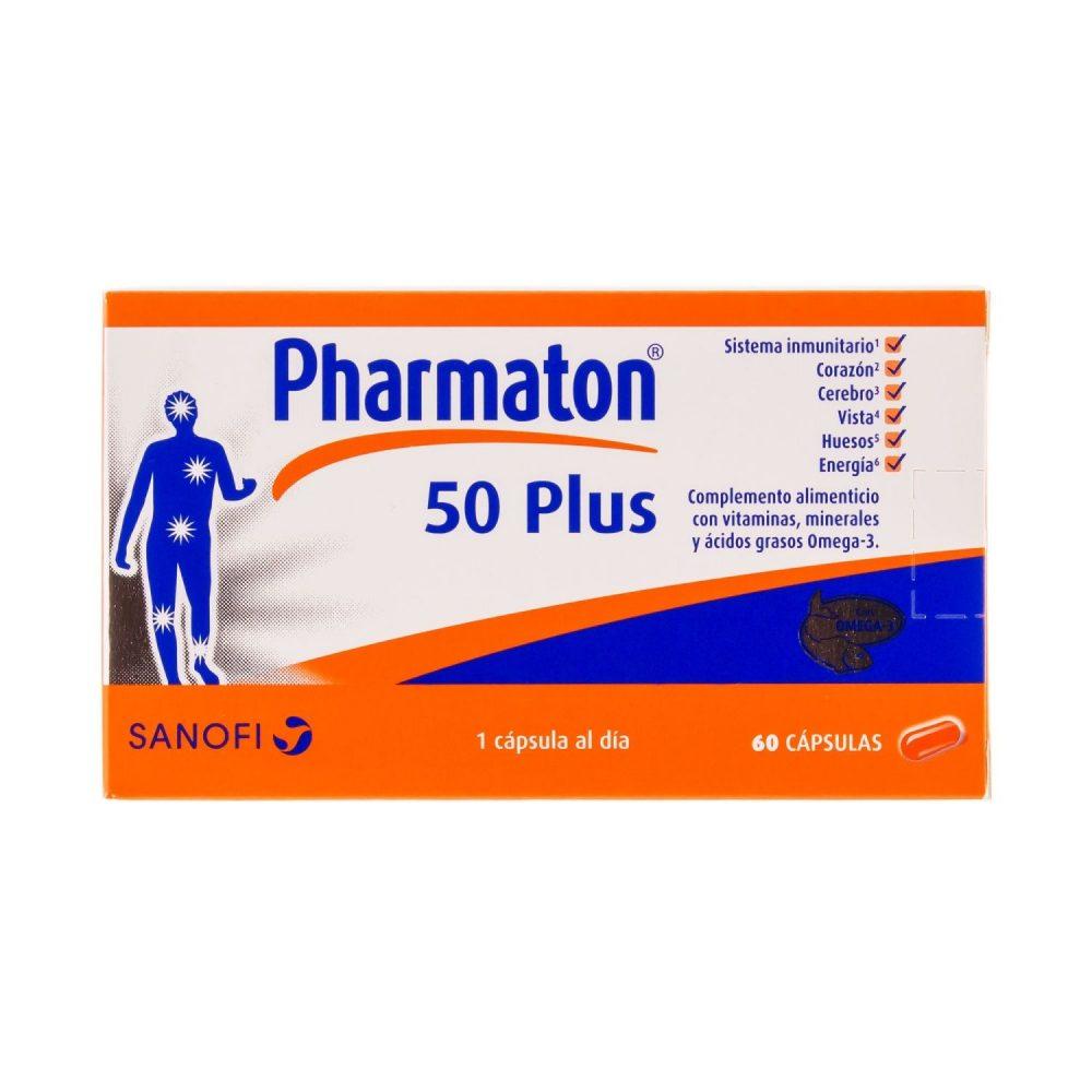 Pharmaton 50 Plus 60caps