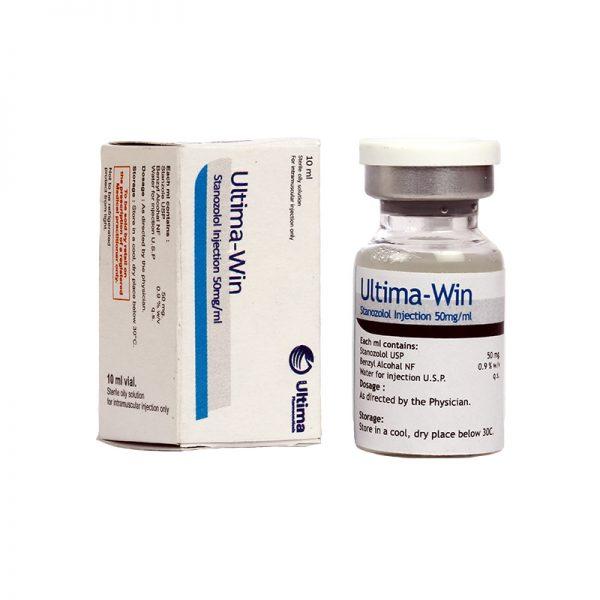 Ultima Winstrol Depot (Stanozolol inj) 10ml [50mg/ml]