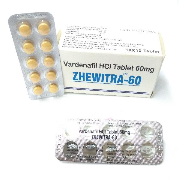 Zhewitra 60 Mg Tablets 1490011443 2768839