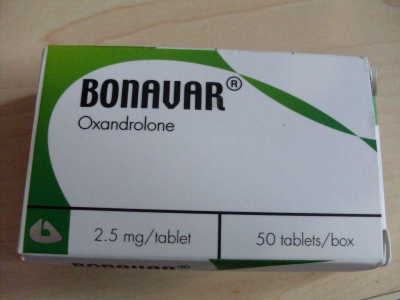 Bonavar Anavar Tablets